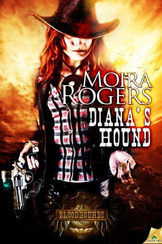 Diana's Hound (Bloodhounds) by Moira Rogers