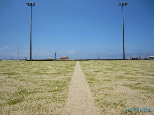 Campos de praia da Figueira da Foz / Buarcos #6 - Futebol em relvado sintético (5) [en] Game fields on the beach of Figueira da Foz / Buarcos - Football on synthetic grass