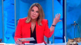 'Caso Cerrado': Ana María Polo entra en 'shock' tras inaudito tema [VIDEO]