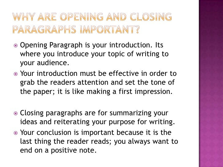how to write an introduction for a close reading essay