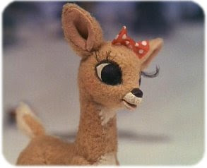 Image result for rudulph the red nosed reindeer girlfriend