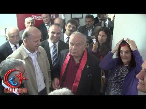 Yurt İçi Gezisi ve Bozkırlıların İstekleri - Bozkır Yurt Açılışı 29.10.2012