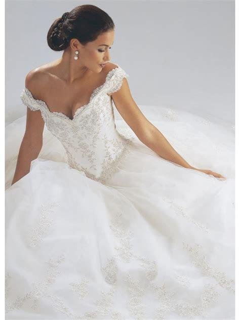 WEDDING DRESS BUSINESS: Off The Shoulder Wedding Dresses