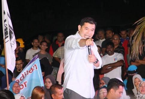 Kes Najib pengorbanan Rafizi Ramli berbaloi