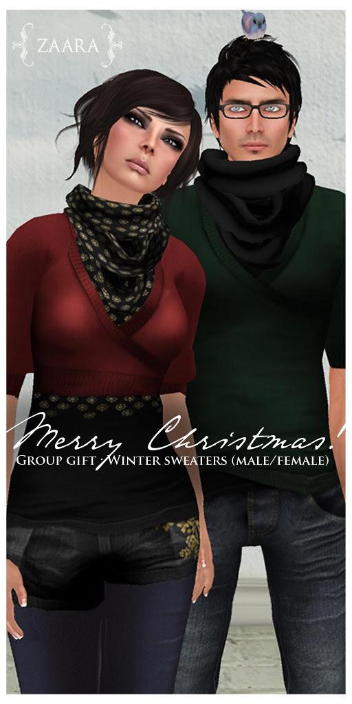 {Zaara} Winter Group Gift!