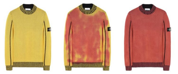 See the Thermo-Sensitive Sweaters That Change Color Depending on the Weather (Photos)