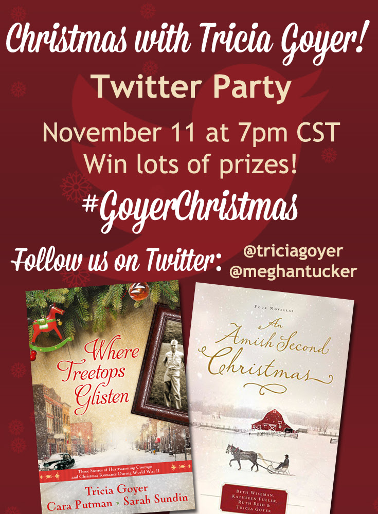 Tricia Goyer Christmas