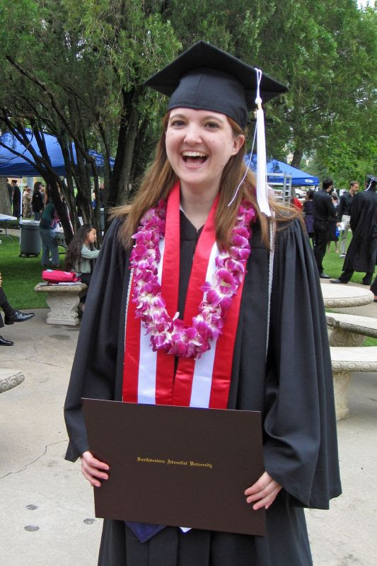Rachel's Graduation 2