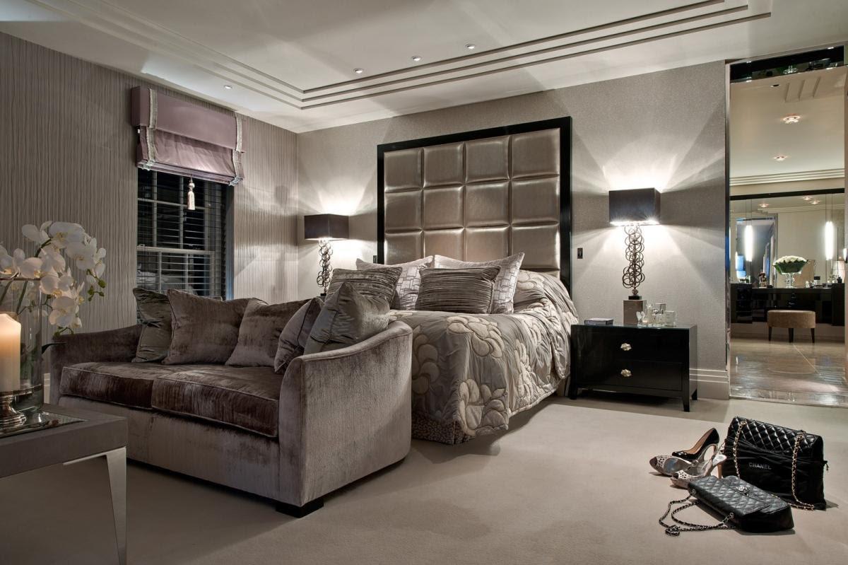 20 Inspiring Contemporary British Bedrooms - Dk Decor