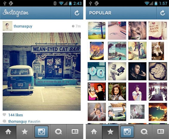 instagram android для Android скачать-Nine Store