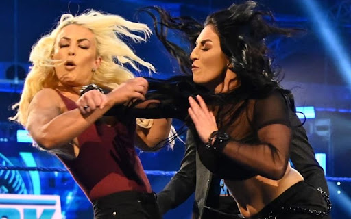 Avatar of WATCH: Sonya Deville Brutally Assaults Mandy Rose on WWE SmackDown