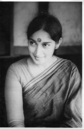 Snehlata Reddy in film Samskara, Kannada 1970