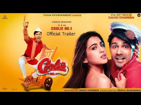 Coolie No.1 Full movie review 2020