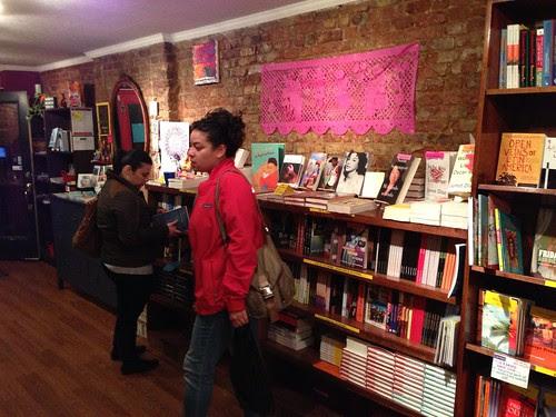 At Casa Azul, in East Harlem