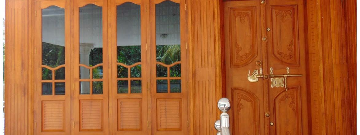 main door designs for kerala homes  | 360 x 500