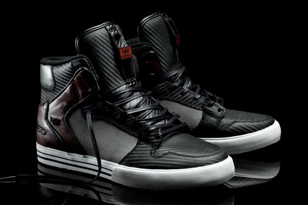 armored supra vaider limited edition sneakers 1 Armored x Supra Vaider Limited Edition Sneakers