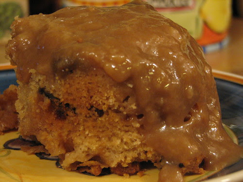 Nigella's Easy Sticky Toffee Pudding