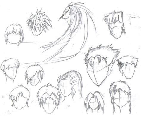 cool anime hairstyles  guys fade haircut