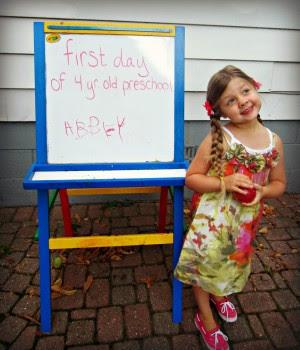 First Day Of School Angela Amman