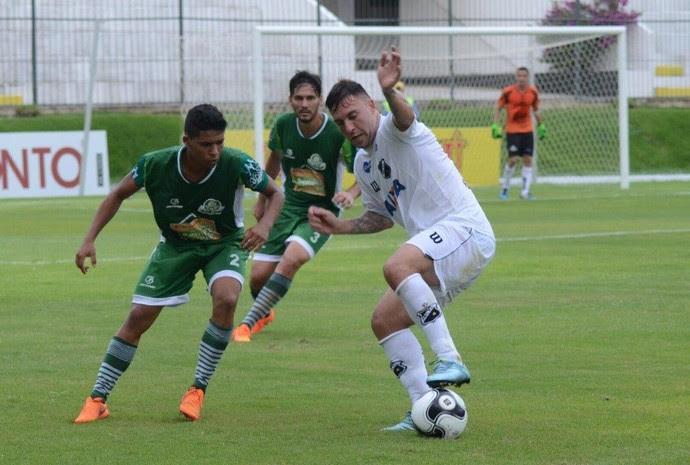 ABC - Bruno Furlan, atacante (Foto: Frankie Marcone/ABC FC/Divulgação)