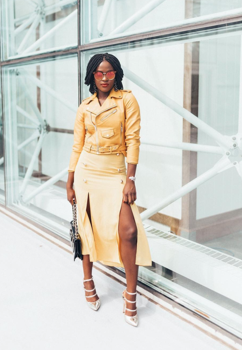 Fashion Bombshell of the Day: Jenn from Nigeria