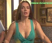 Melania Gomes sexy nas novelas espirito indomavel e impostora