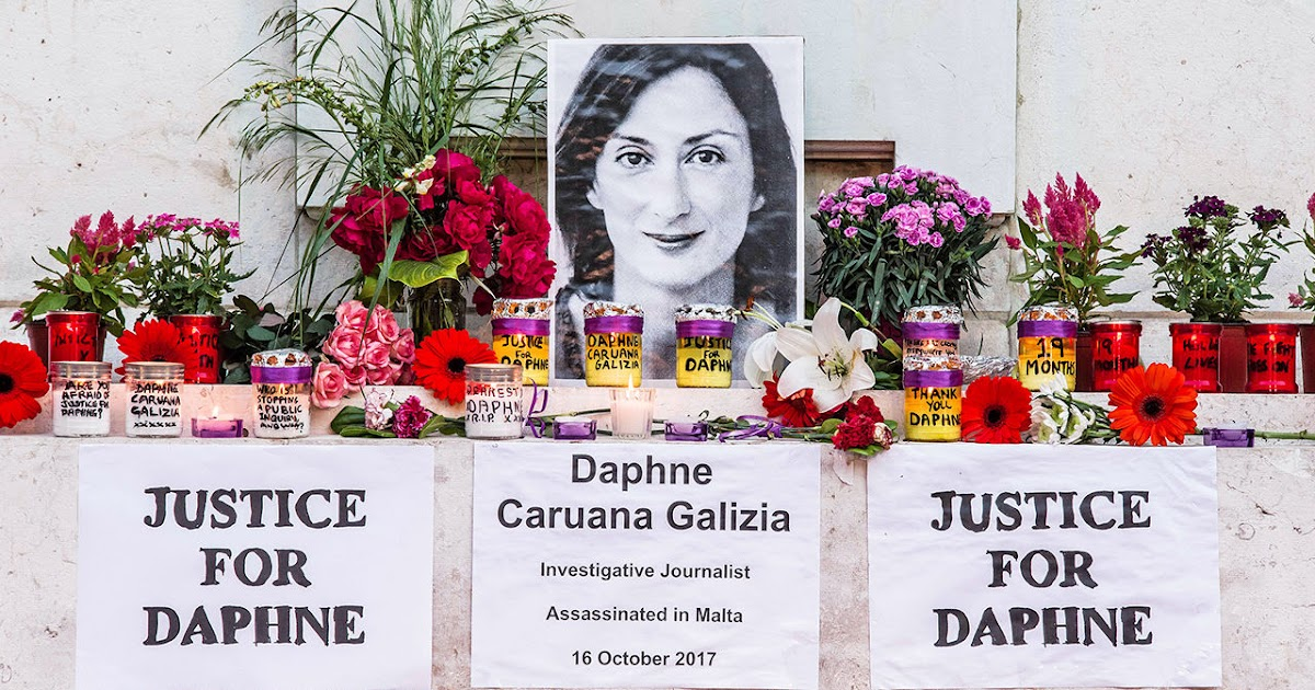 Image result for Investigate Ilham Aliyev and his complicity in the murder of the investigative journalist Daphne Caruana Galizia in Malta!