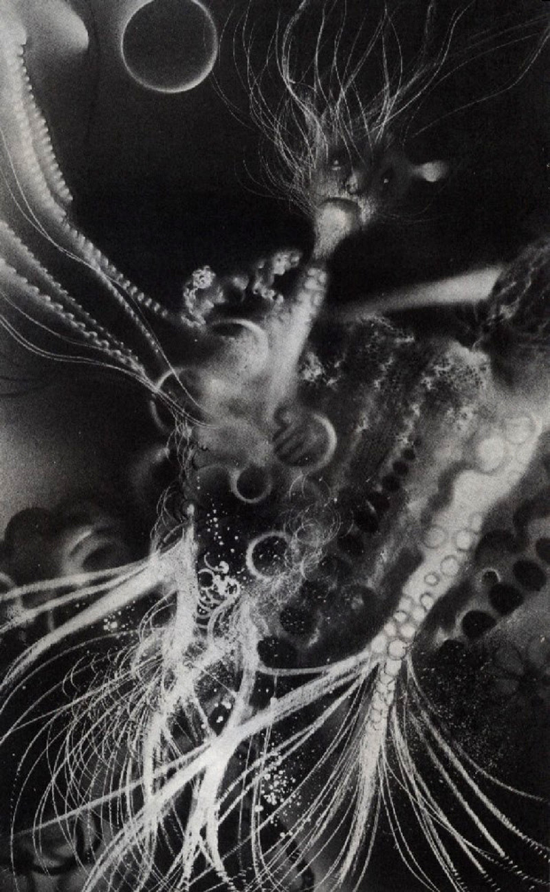 Josep M. Beá - Lovecraft Monster Gallery - 16