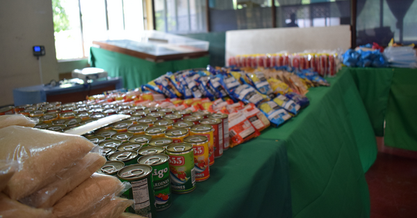 UPV Library opens community pantry