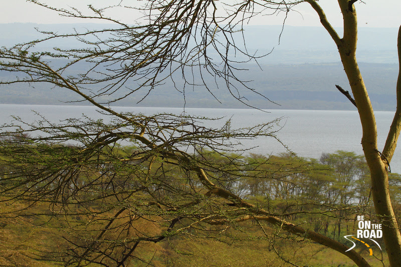 View of Lake Nakuru from Sarova Lion Hill Lodge