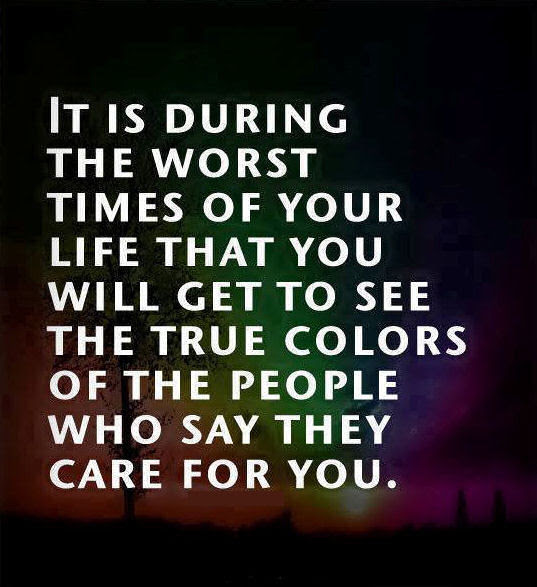 70 Inspirational Quote About Peoples True Colors Soaknowledge