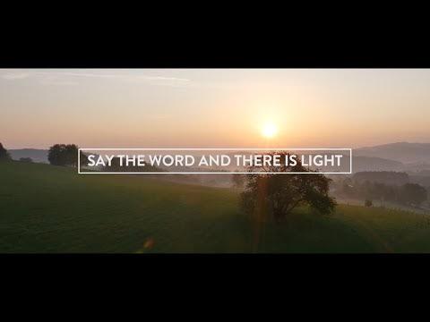 Say the Word Lyrics - Hillsong UNITED