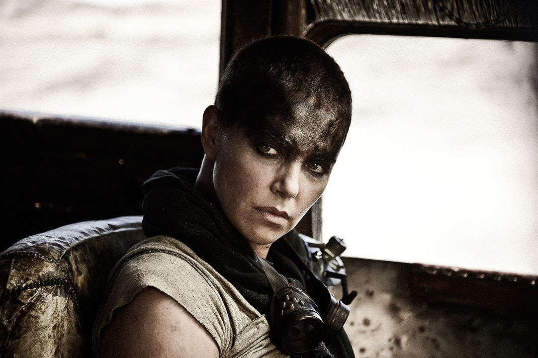Mad Max: Estrada da Fúria : Foto Charlize Theron