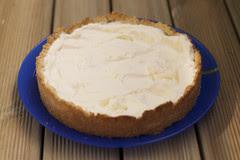 Mascarponekreemiga vaarikakoogi tegemine/ The making of raspberry cake with mascarpone cream