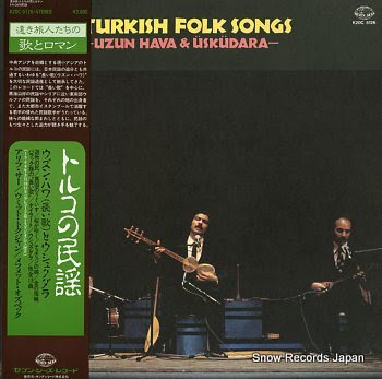 SAG, ALIF turkish folk songs