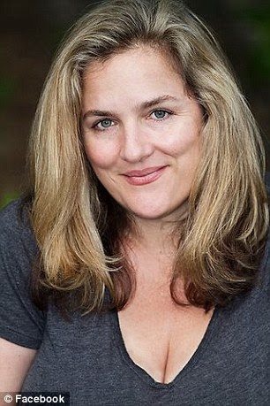 Natasha Stoynoff (above) is one of six women who says he touched her inappropriately and without consent