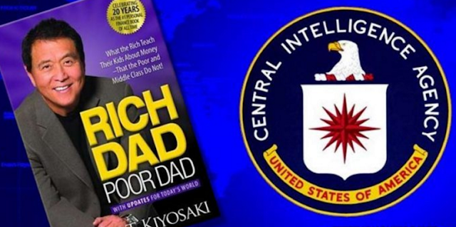 "Legendary Author of ""Rich Dad, Poor Dad"" Admits He Was Recruited By CIA To Run Drugs"