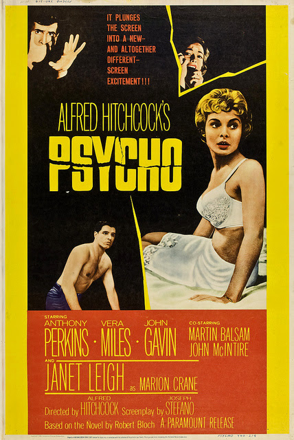 Image result for psycho movie poster
