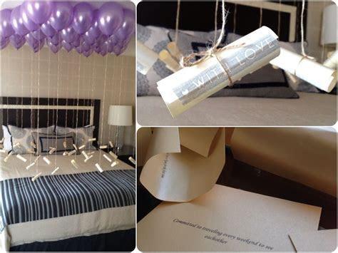 Surprise wedding anniversary, birthday, proposal, or gift