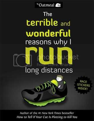 The Terrible and Wonderful Reasons Why I Run Long Distances Cover