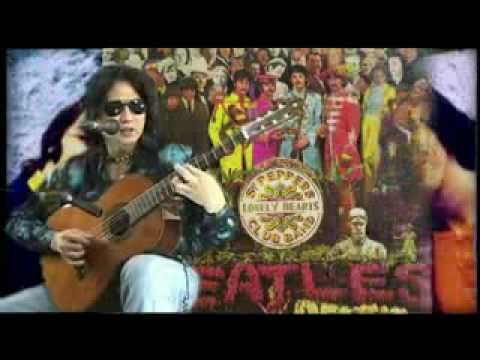 blackbird album cover beatles
