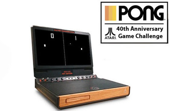 Atari celebrates 40 years of Pong with new, free iOS Pong game, sweet portable Xbox 360