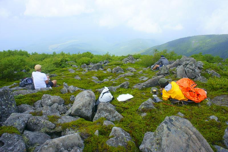 Monogusa Hike 2013 :Mt.tateshina