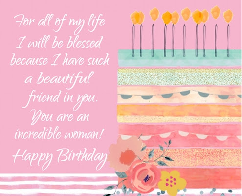 Blessed To Have You As My Friend Free For Best Friends Ecards 123