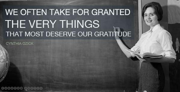 The 45 Best Thank You Quotes Curated Quotes