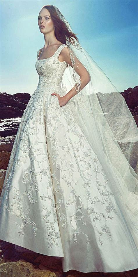 1000  ideas about Zuhair Murad Wedding Dresses on