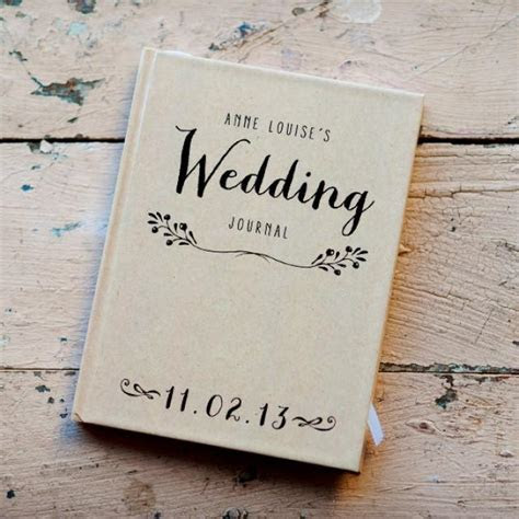 Wedding Journal, Notebook, Wedding Planner   Personalized