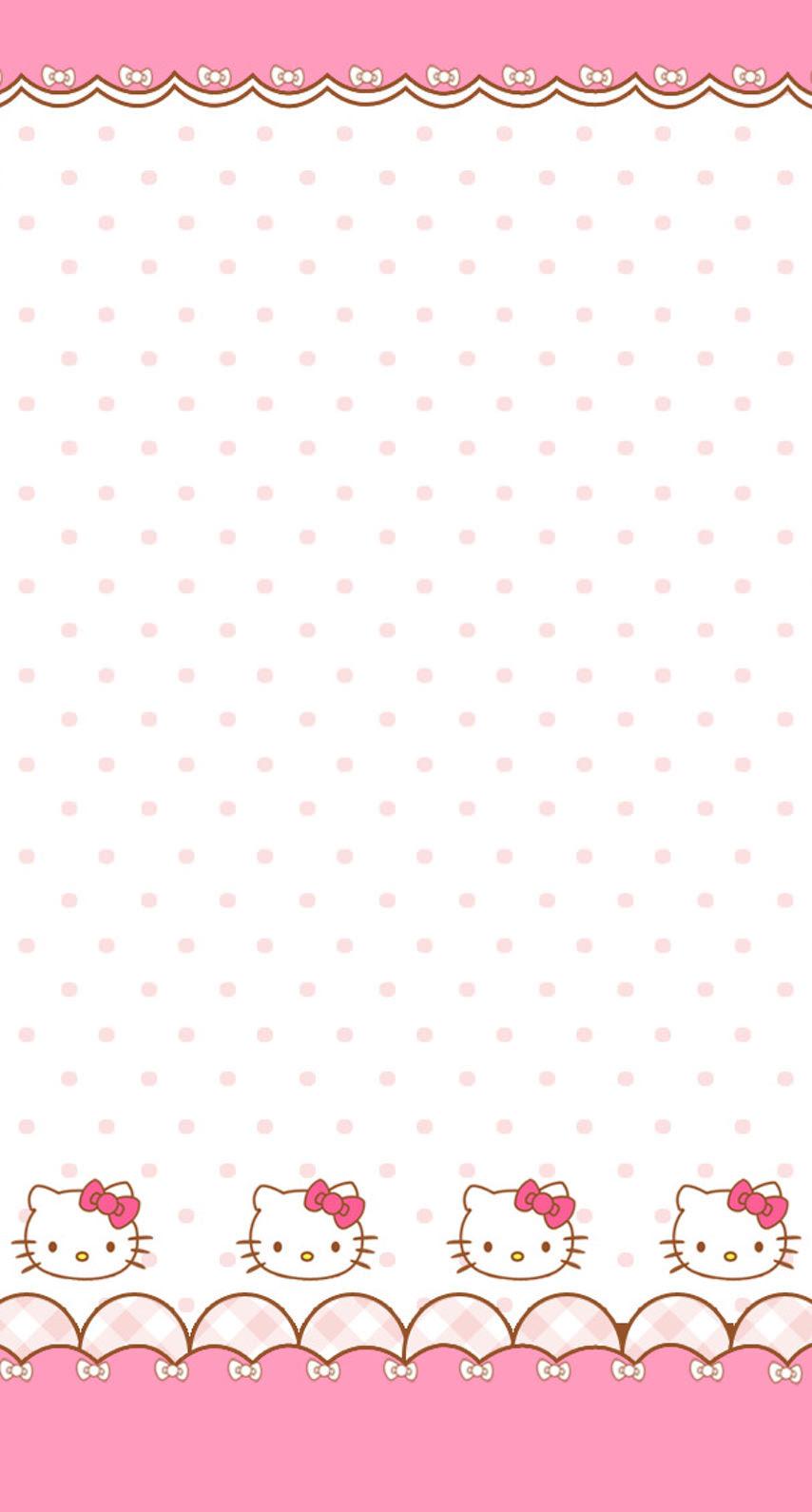 かわいいキティちゃん めちゃ人気 Iphone壁紙dj