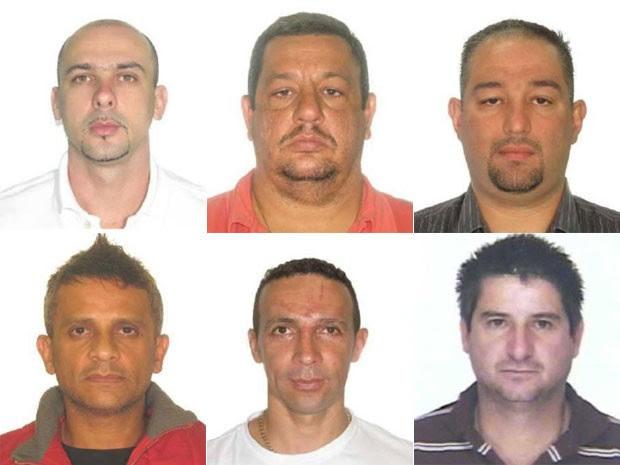 Policiais (Foto: Divulgação/SSP)