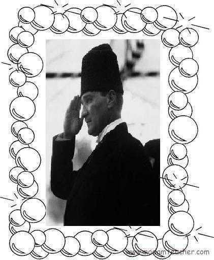 Atatürk 14 Okul öncesi Etkinlik Faliyetleri Madamteachercom